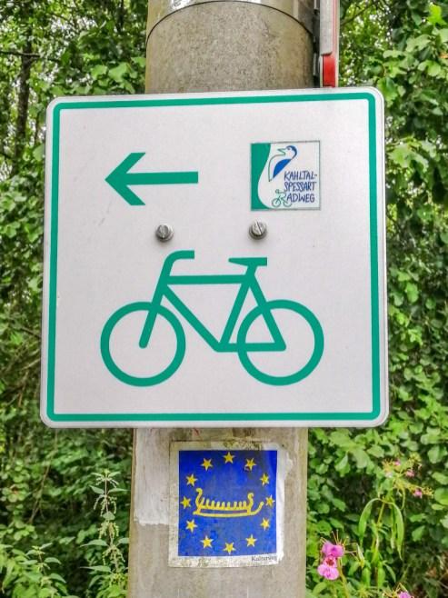 Spessart-Radweg