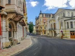 Tschechische Straßen