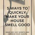 5 ways to freshen your home