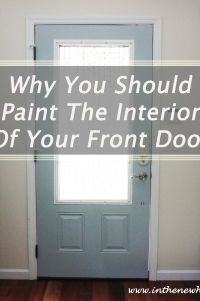 Painted Interior Entry Doors