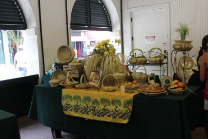 Charleston Market Gullah Baskets