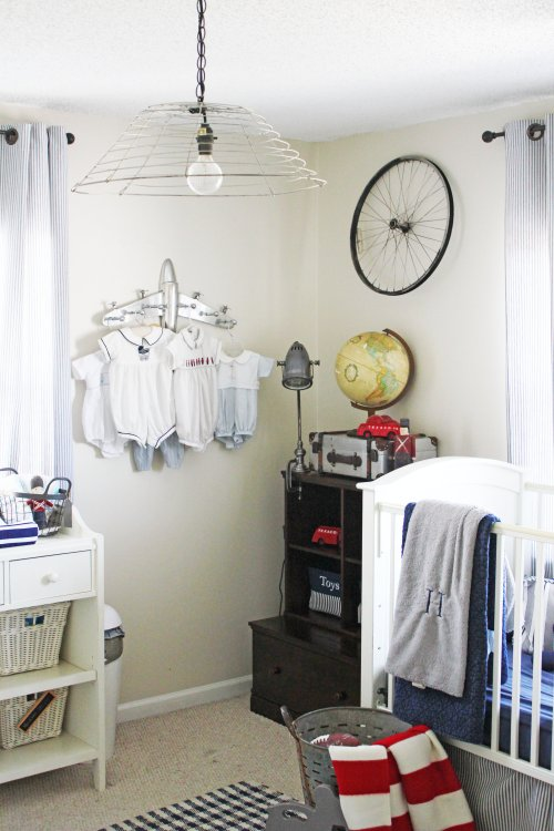 Handsome little nursery