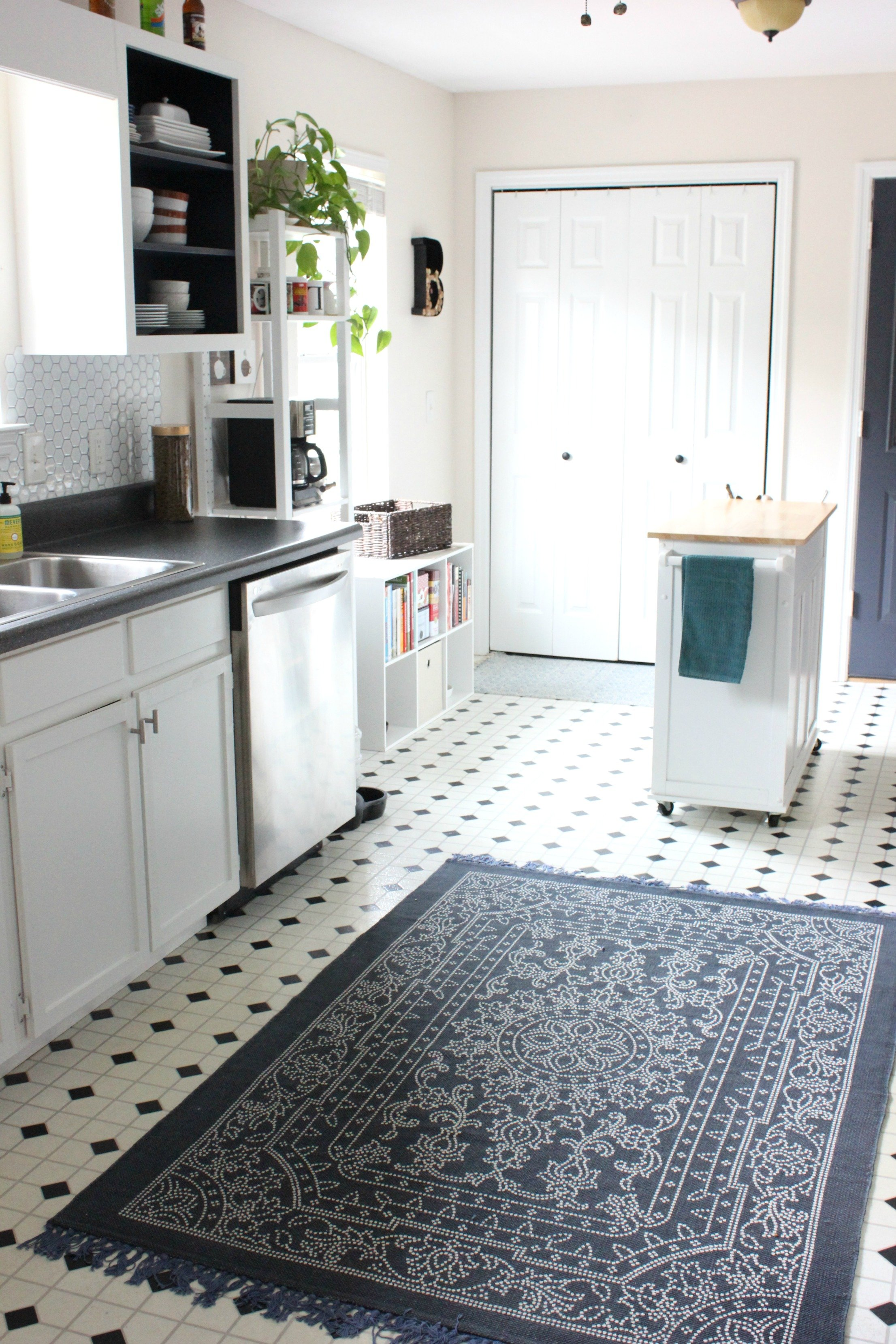 Small Galley Kitchen Update - In The New House