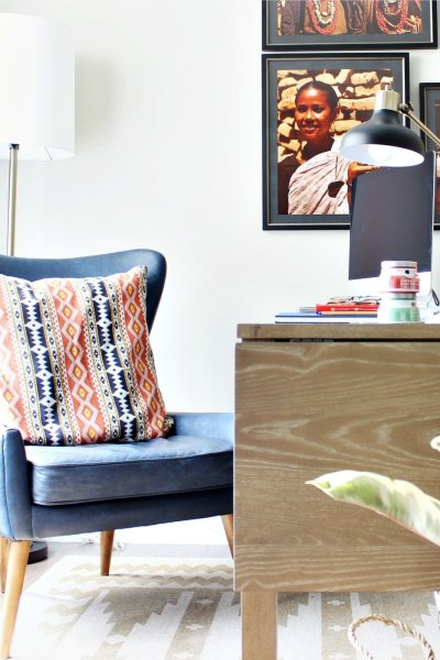 Southwestern-Inspired Boston Condo Tour