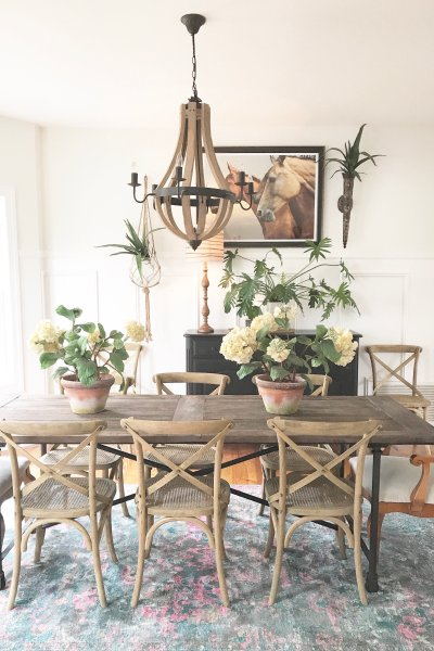 Bright Rustic Home Tour