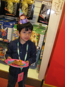 hamleys party