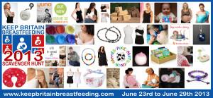 prizes for breastfeeding bundle 2013