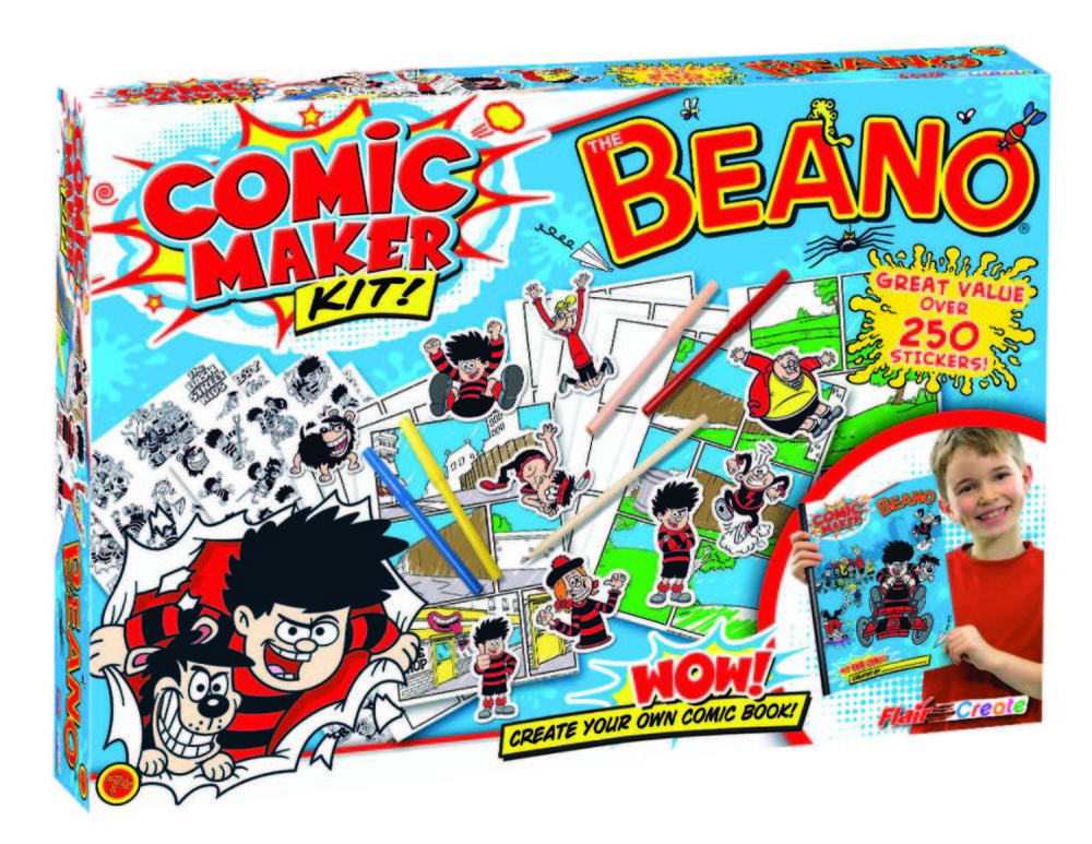 Beano comic maker kit