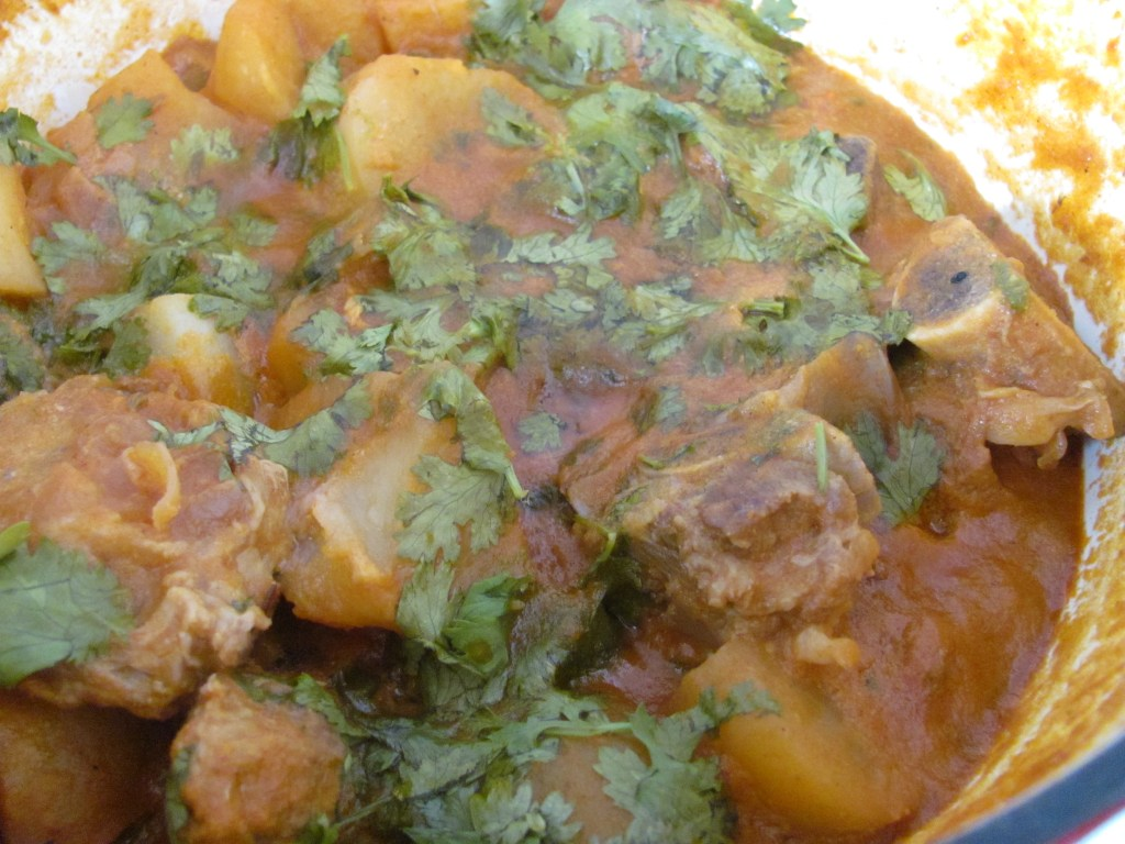 simple lamb curry recipe