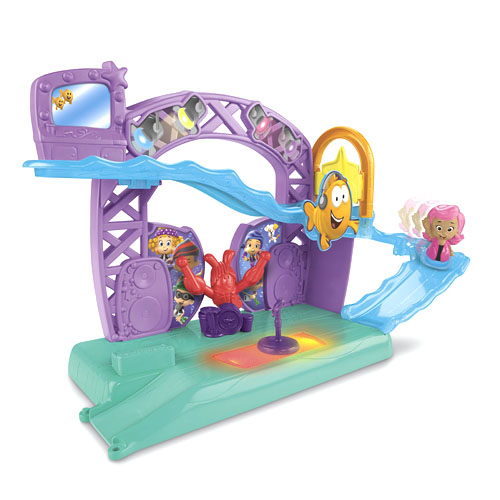 New Bubble Guppies Toys - In The Playroom