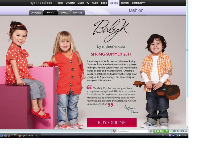 mothercare baby k spring summer