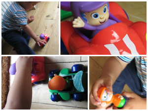 bubble guppies racers toys