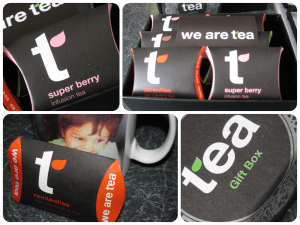 we are tea selection