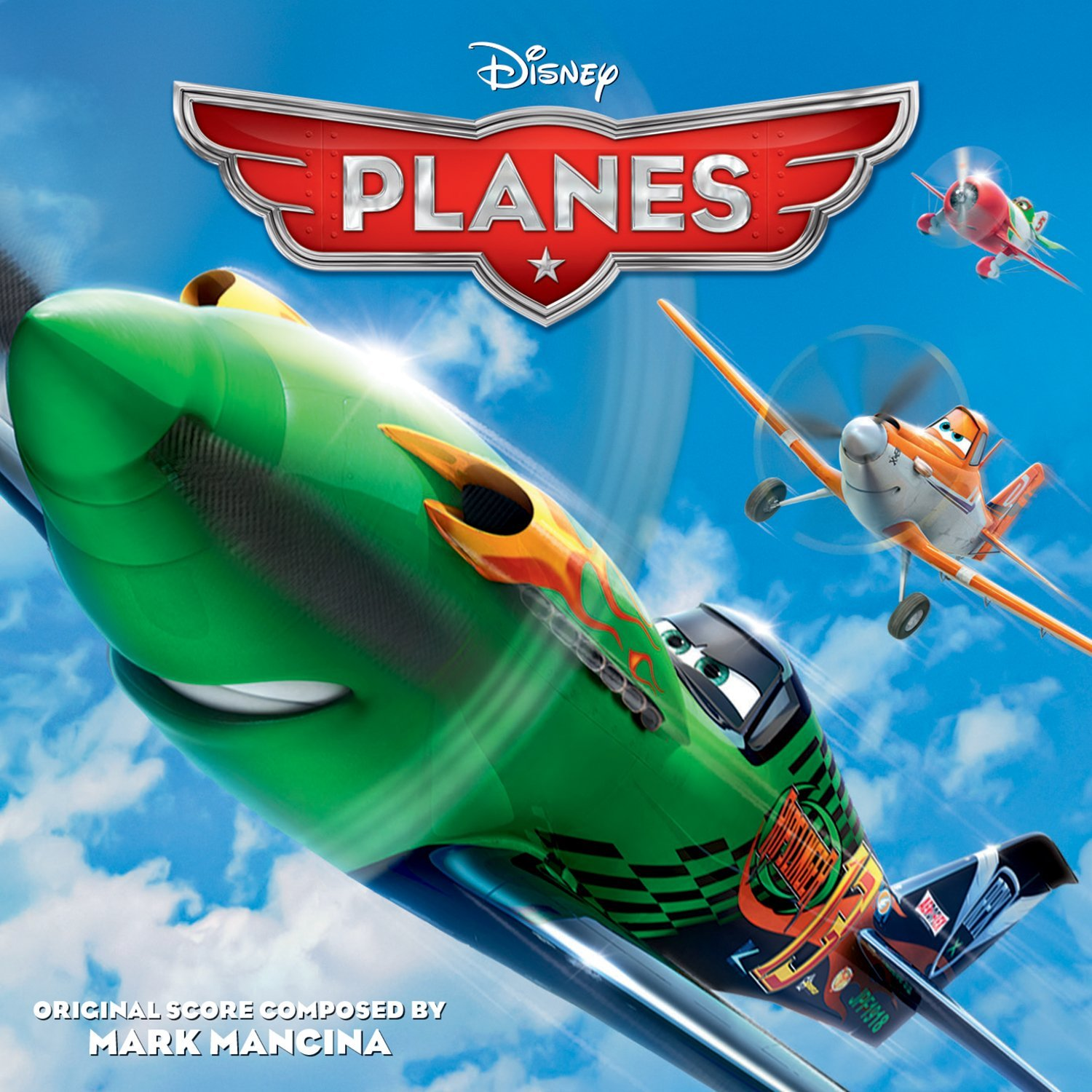 Disney Planes Soundtrack In The Playroom