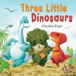 three little dinosaurs cover
