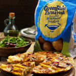 GreenVale potato tortilla