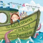 the adventures of the owl and pussy cat