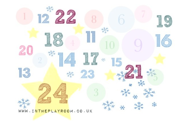 Advent giveaway day 4 for a voucher to spend at tinyme