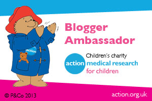 action medical research blogger ambassador