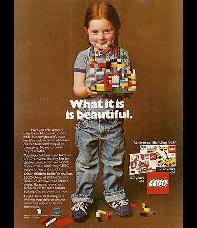 80s lego advert
