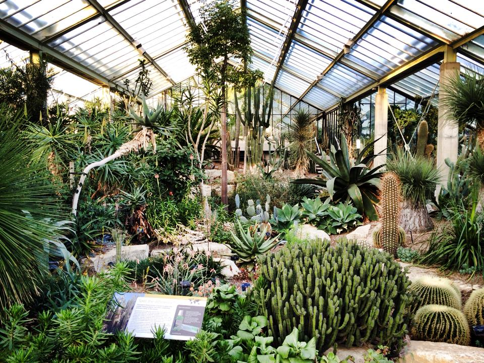 kew gardens green house