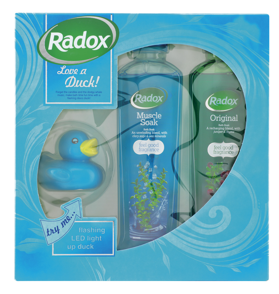 Advent Day 12 - Radox Spa Sets - In The Playroom