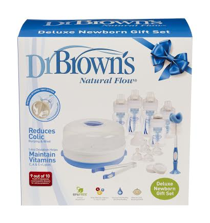dr browns newborn gift set