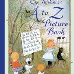a to z picture book cover