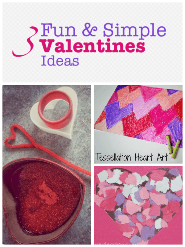 3 fun simple valentines activities crafts for kids