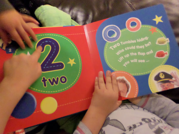 mr tumble's big book of counting