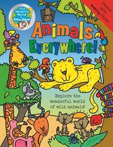 the wonderful world of simon abbott animals everywhere