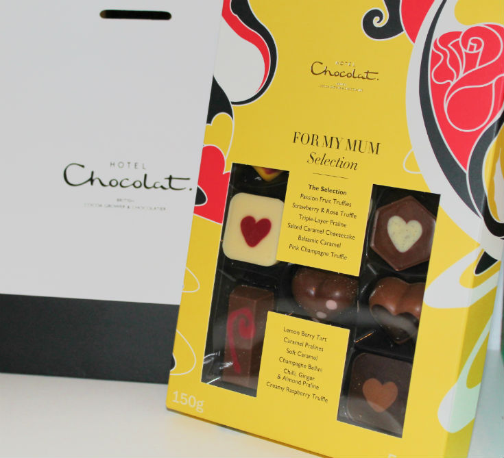 hotel chocolat gift for mothers day