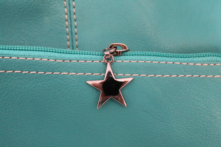 mia tui bag clutch star
