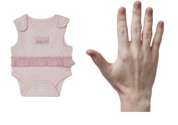 girls premature baby clothes by george at asda