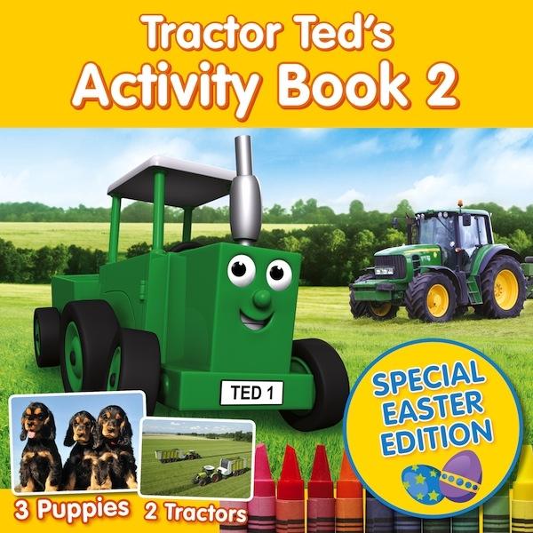 tractortedactivitybook