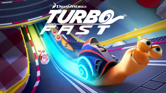 turbo fast fun great app for kids