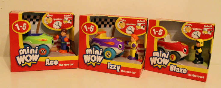 wow toys mini wow sets