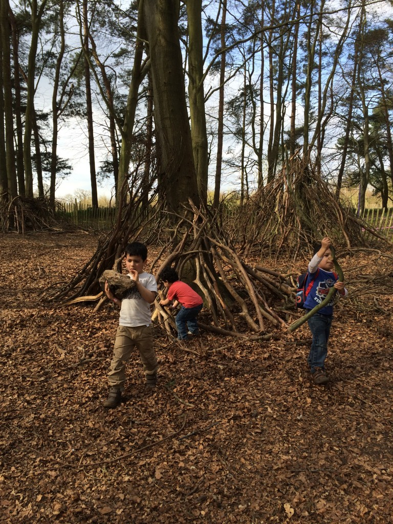 den building at bewilderwood