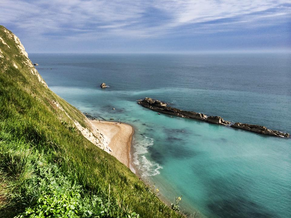 durdle door coastline