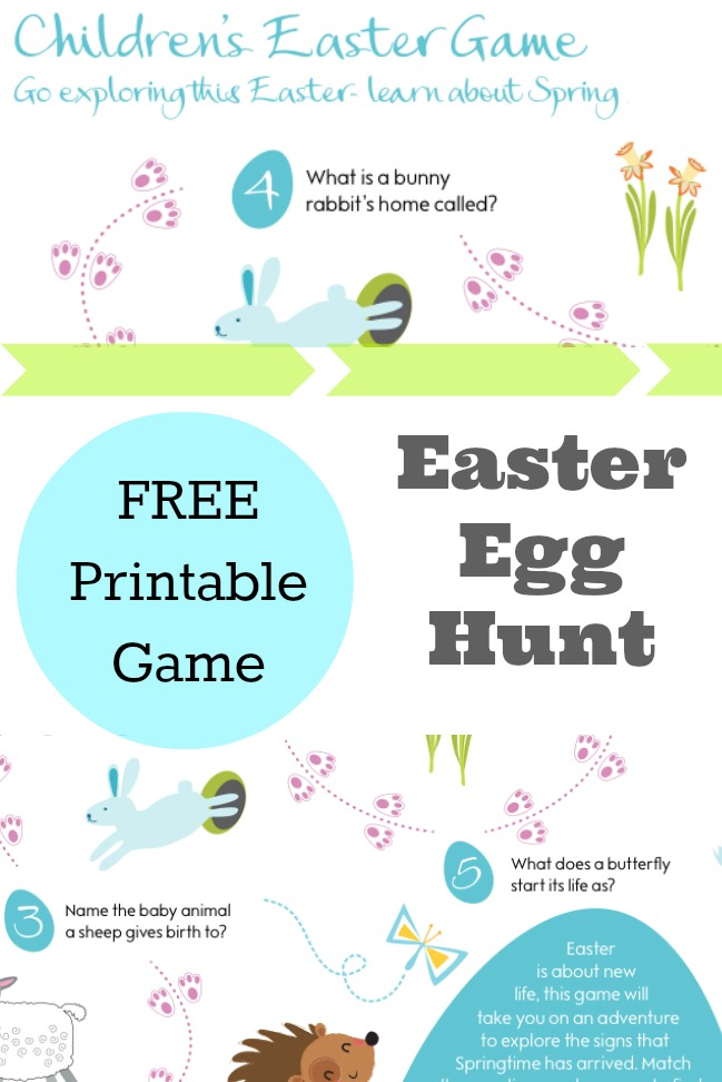 Everything You Need For An Awesome Easter Egg Hunt In The Playroom