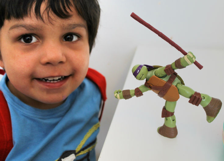 donatello battleshell turtle