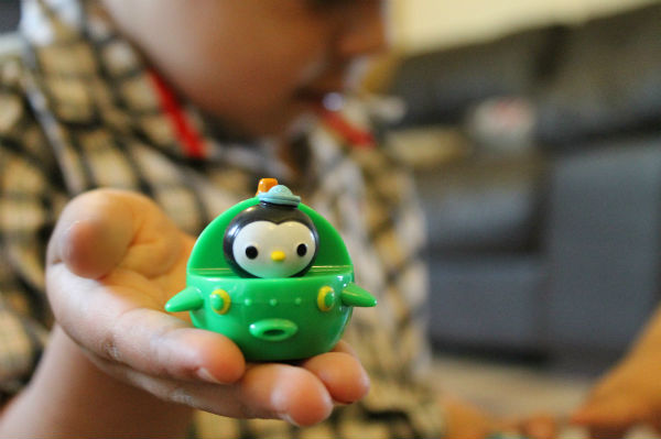 octonauts mini gup speeder peso