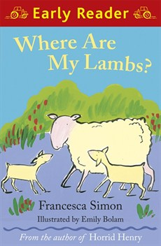 Orion Early Reader where are my lambs