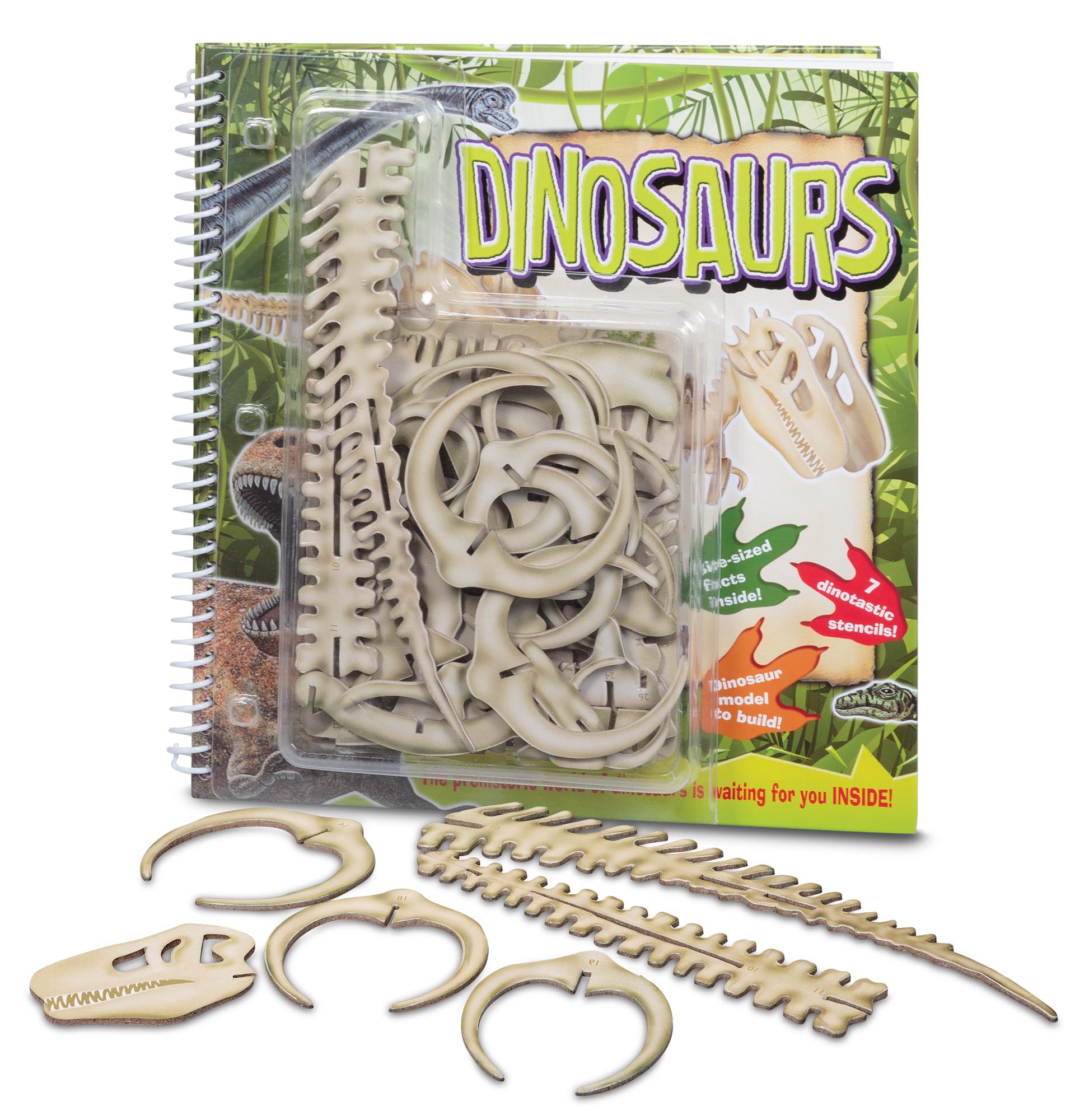 Make Your Own Dinosaur Skeleton