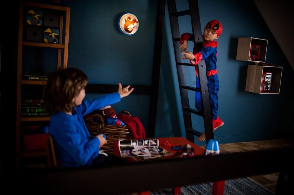 Philips Spiderman lights