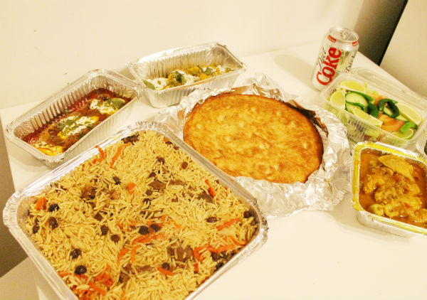 afghan food takeaway.com