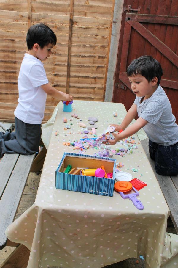 moondough play for school aged children