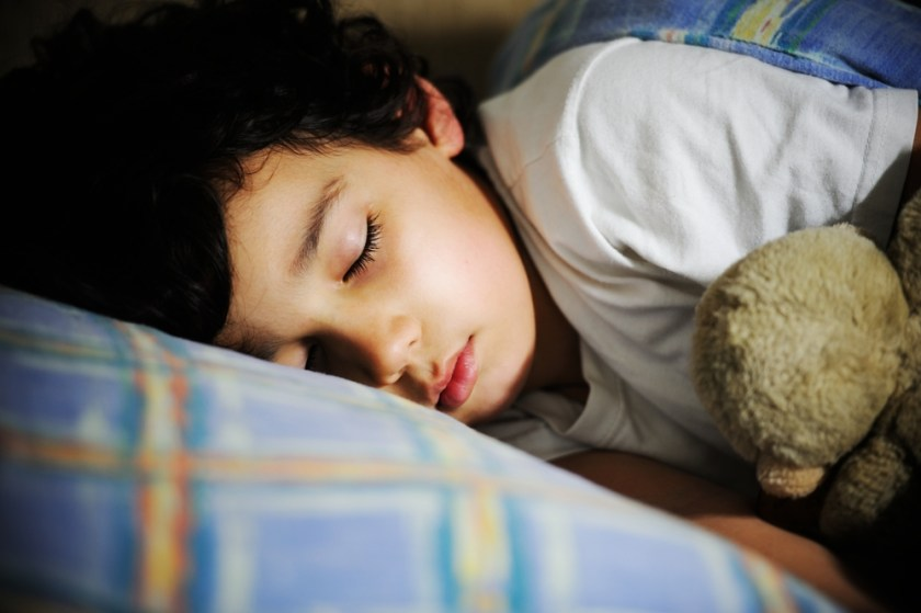 Sleep and your special needs child - 5 tips to think about during the day to help better sleep at night