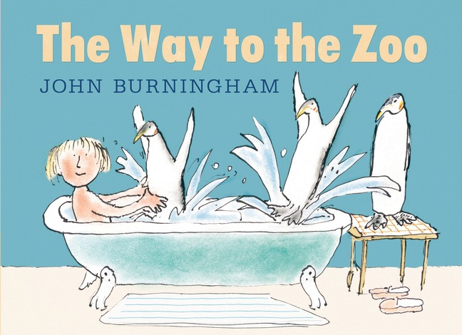 way to the zoo john burningham