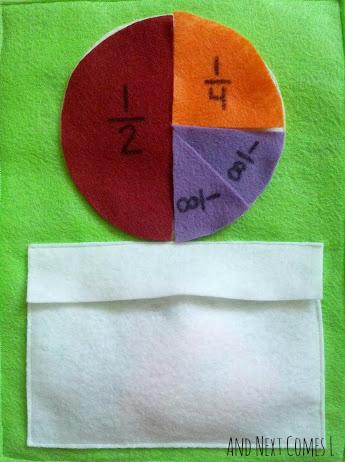 fractionsquietbook